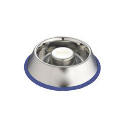 VA-73507 Nobby Recipiente de acero inoxidable antideslizante SLOW ø 16,5 cm 0,55 L Tazón, tazón, tazón, tazón