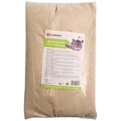 Sand for chinchilla 3 kg Hay, litter, chips Flamingo FL-200397