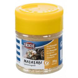 Matatabi estimula el juego...