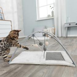 TR-43114 Trixie Alfombrilla para gato 60 × 33 × 42 cm Juegos
