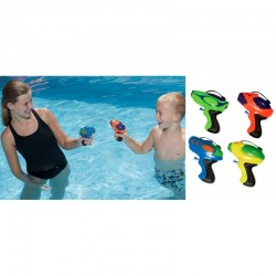 Jardiboutique set di 4 pistole ad acqua BP-56370749 Giochi d'acqua