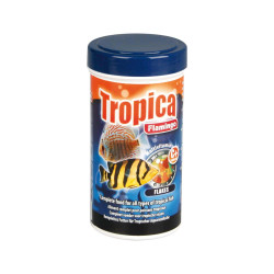 Tropica fish flake food 250 ml