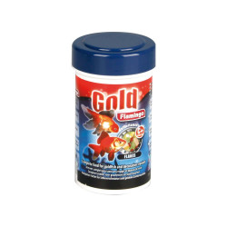 Flamingo FL-404015 Gold goldfish food 100ml Food and drink