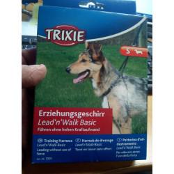 Trixie Harnais de dressage pour chien, Taille S 27-36 cm TR-1301 harnais chien