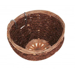 Flamingo FL-100499 Canary bamboo and coconut breeding nest ø 15 cm - birds Cages, aviaries, nest boxes