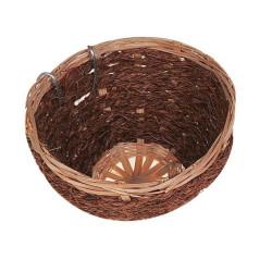 Flamingo Pet Products Kanarisches Bambus- und Kokosbrut-Nest ø 15 cm - Vögel FL-100499 Vogelnistprodukt