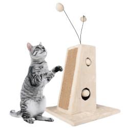 Flamingo Pet Products Cat Tree Sno 4. 35 x 35 x 68 cm - scratching posts Arbre a chat, griffoir