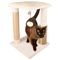 Flamingo Pet Products Cat tree 35 x 35 x 48.5 cm Sno 3 - cat scratching posts. Arbre a chat, griffoir