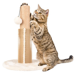 Flamingo FL-560797 Cat tree 30 x 30 x 41.5 cm Sno 1 Arbre a chat, griffoir