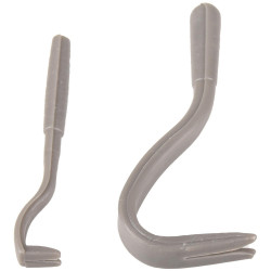 Flamingo FL-517739 2 Tick Clamps . 1 small and 1 large anti-parasitic