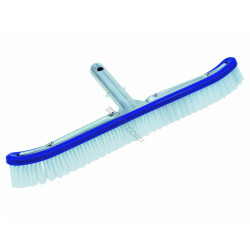 poolstyle SC-PSL-400-0156 PVC pool cleaning brush with aluminium reinforcement 42 cm wide Brushes
