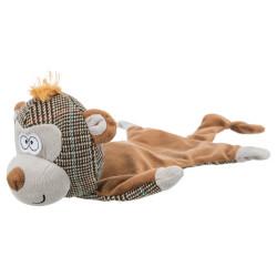 Spielzeugaffe für Hunde.