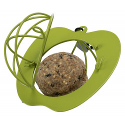 Trixie TR-55615 Fat ball feeder apple shape. for birds Feeding troughs, watering troughs