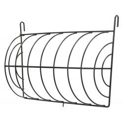 Râtelier à foin à suspendre. 25 x 15 cm pour rongeurs et lapins. Accessoire Trixie TR-60907