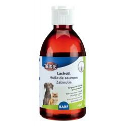 Trixie Huile de saumon 250 ml pour chat et chien TR-2993 Complément alimentaire