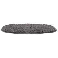 Tapis absorbant. 98 x 60 cm. anti-saletés. pour chien. couleur gris Dodo Trixie TR-28638
