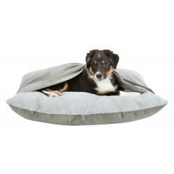 Trixie Coussin Melle avec couverture. 80 x 60 cm. gris . pour chien TR-38140 Dodo