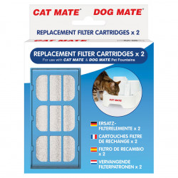 Spare filter cartridges Ref...