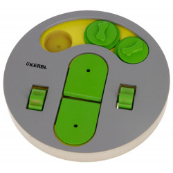 kerbl KE-80813 Reflection and learning game FACE. ø 23 cm . for dog. Reward candy games