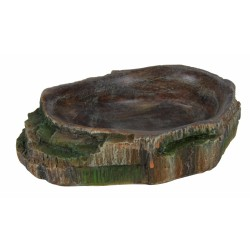 Trixie TR-76201 Bowl for water and food for reptiles. 10 x 2.5 x 7.5 cm. Decoration and other