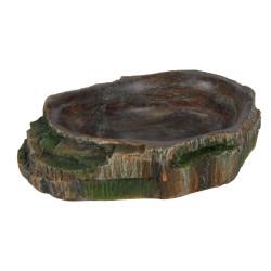 Trixie Schale für Wasser und Futter für Reptilien. 10 x 2,5 x 7,5 cm. TR-76201 Dekoration und Sonstiges