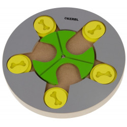 kerbl KE-80814 SWITCH. thinking and learning game for dogs. ø 25 cm . Reward candy games
