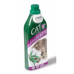 Vadigran VA-4921 Deodorant for litter with eucalyptus scent. 900 G. for cats litter accessory