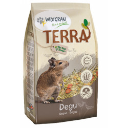 Vadigran Complément Alimentation pour Dègues gamme TERRA 2.25 kg VA-386050 Snacks et complément