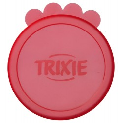Trixie TR-24552 2 Lids 10.6 cm for dog food cans . food accessory
