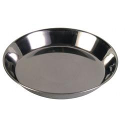 Trixie 0.2 L ø 13 cm écuelle en acier inox pour chat. TR-2468 Gamelle, écuelle