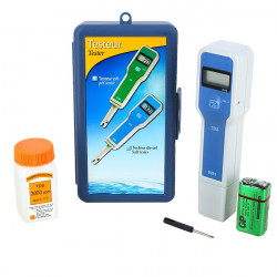 MONARCH POOL SYSTEMS SC-MNC-450-0121 Electronic salt tester for swimming pool, TDS tester. Pool analysis