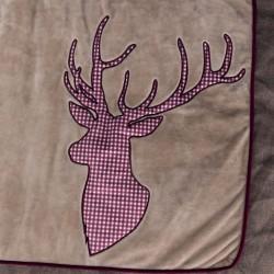 Couverture Alma 80* 60 cm Dodo Trixie TR-38365