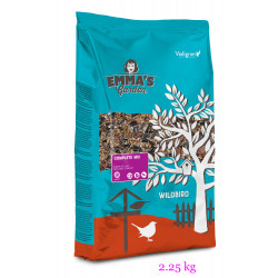 emma's garden VA-415020 Complete mixture of seeds for birds of the wild. 2.25 kilo bag Food and drink