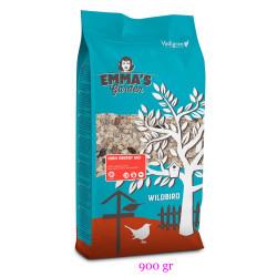 VA-416010 emma's garden Mezcla de semillas para aves de la naturaleza, de alta energía. 900 gr Comida y bebida