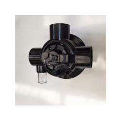 Vanne 4 voies de filtre a sable piscine POOLSTYLE vanne filtre a sable poolstyle SC-EMX-060-0007
