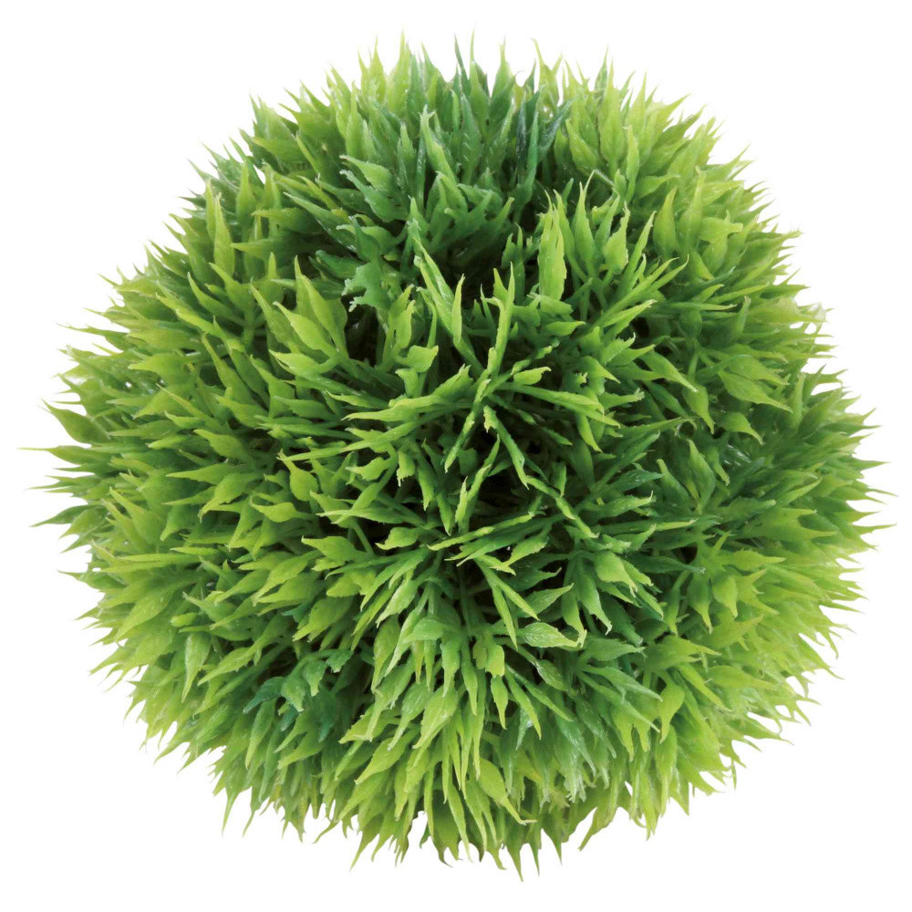 Trixie TR-89362 Moss ball for aquariums , ø 13 cm . plant shape Decoration and other