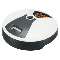 Trixie TR-24383 TX6. automatic food dispenser for cats and dogs. Water dispenser, food