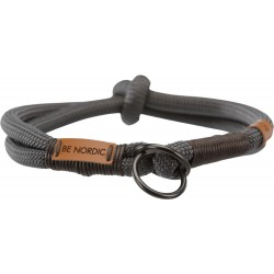 Trixie TR-17291 Traction reducer collar for dogs. Size L-XL. BE NORDIC dark grey Necklace