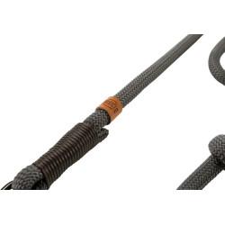 2 meter adjustable lead BE NORDIC dark grey dog lead Trixie TR-17221D