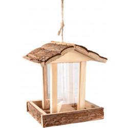 Flamingo FL-110278 JARO Bird Feeder. 18 x 17.5 x 20.5 cm. to hang. Outdoor feeders