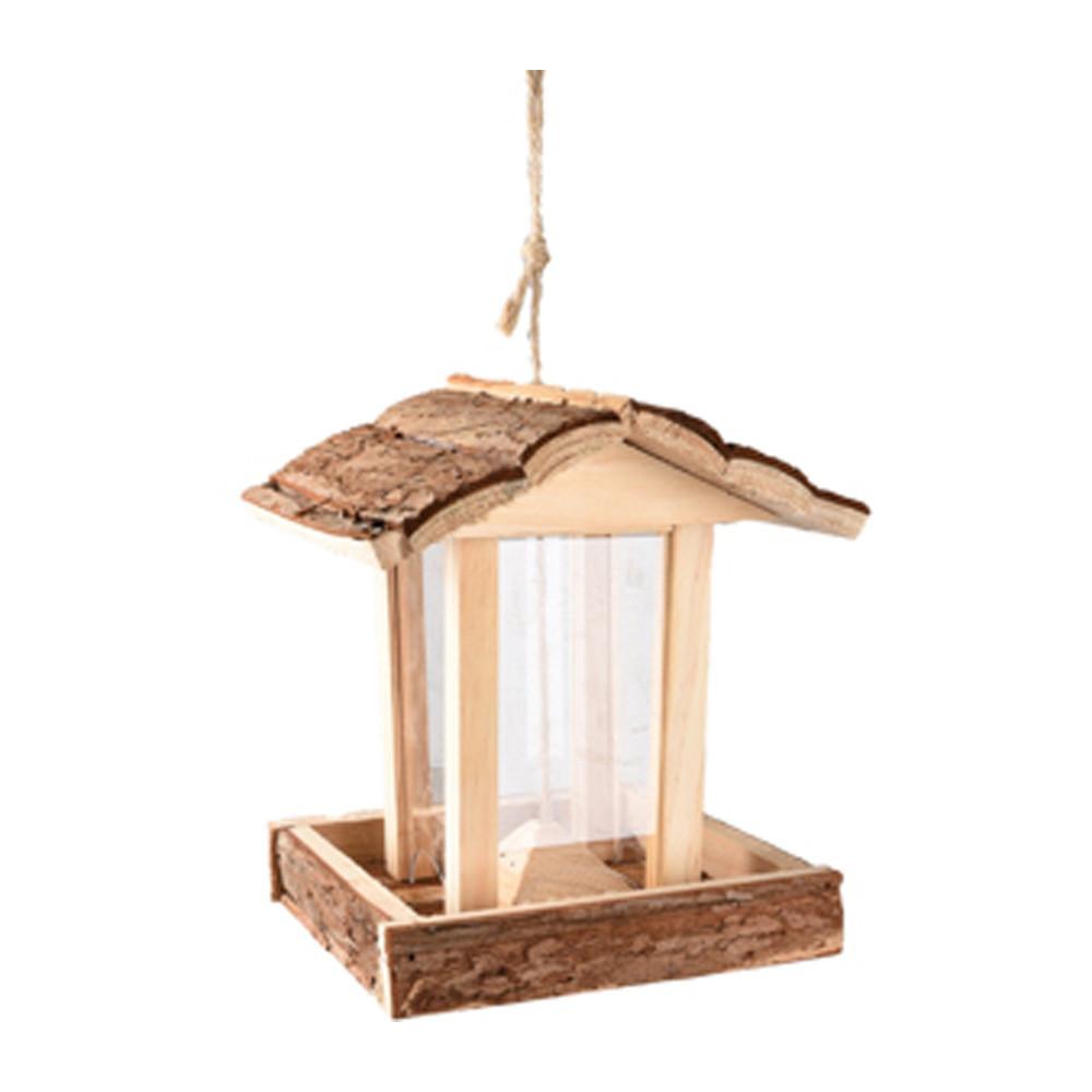 Flamingo FL-110278 Mangeoire pour oiseaux JARO. 18 x 17.5 x 20.5 cm. à suspendre. Outdoor feeders