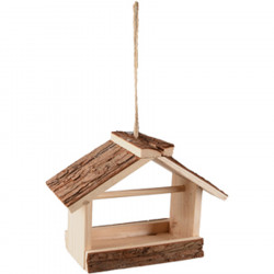 Flamingo FL-110277 Bird feeder LOO. 23 x 11 x 16 cm. to hang. Outdoor feeders