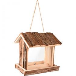 FL-110280 Flamingo Comedero para pájaros JARNO. 21 x 17 x 21 cm. para colgar. Alimentadores para exteriores