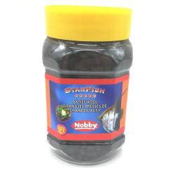 VA-23369 Nobby Carbón activo 330 ml para el acuario. Mantenimiento, limpieza de acuarios