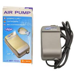 Vadigran Luftpumpe für Aquarium. AP-2 2 L/ min. aqua 40- 100 Liter VA-10718 Luftpumpen