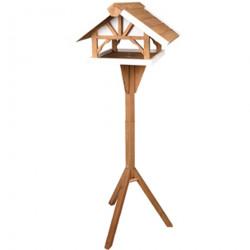 Flamingo Vogelfutterautomat vintro. 44 x 45,5 x 27 cm. + Ständer. FL-110274 Outdoor-Feeder