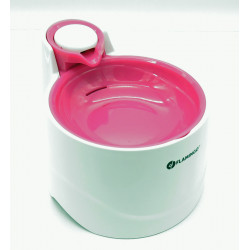 Flamingo FL-518216 Water cooler BELLAGIO 2 litres. for dogs and cats. colour pink. Fountain