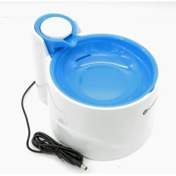 FL-518217 Flamingo Pet Products Enfriador de agua BELLAGIO 2 litros. para perros y gatos. color azul. Fuente