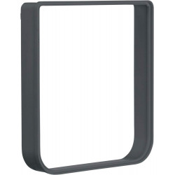 Trixie TR-44272-X1 Grey tunnel 19 x 21 cm for cat flap 44242. for cat. Cat flap