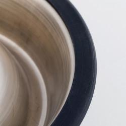 gamelle Ecuelle en acier inox 0.45 l Accessoire alimentaire Trixie TR-24857